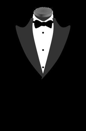 Smoking of tuxedo?