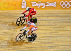 Baanfietsen, Olympische Spelen 2008